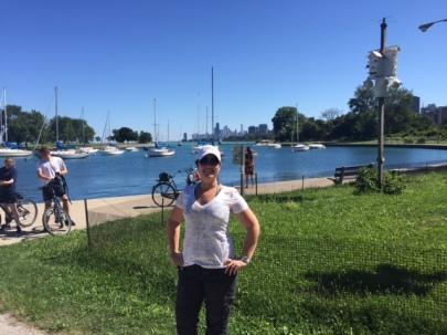 Chicago Harbor Pict