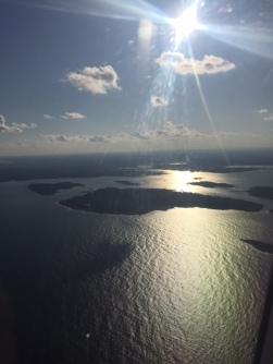 PWM islands